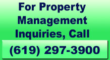 Sea Property Management Phone Number (619) 297-3900